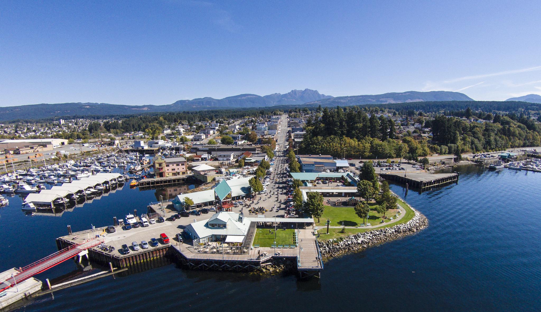 Harbour Quay - Port Alberni BC
